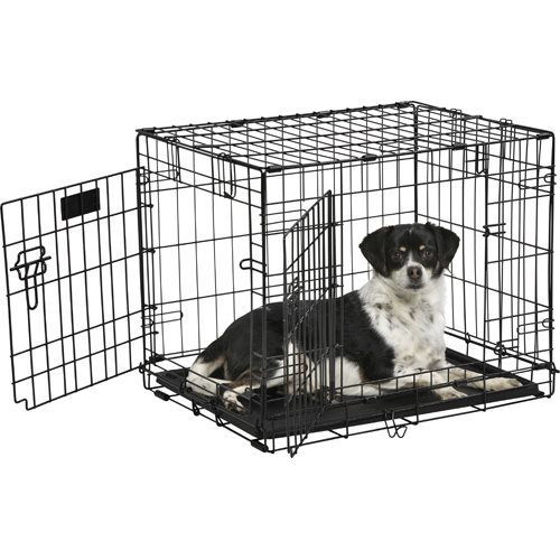 Picture of ICrate Wire Cage 2 doors 63cm (Small)