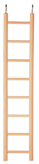 Picture of Wooden ladder, 8 rungs/36 cm