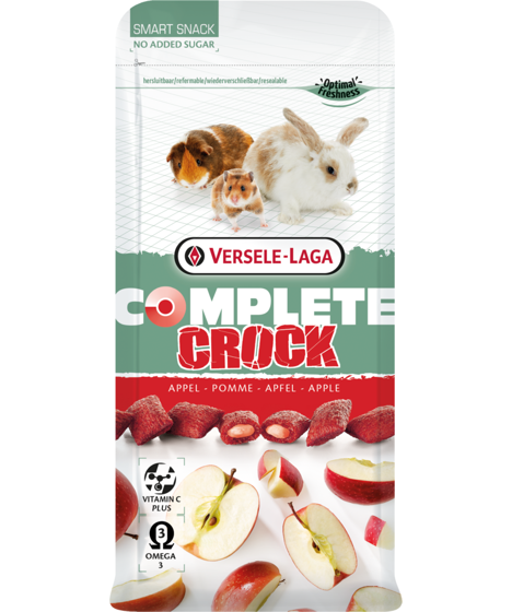 Picture of Crock Complete Apple 50g