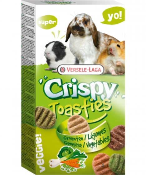 Picture of Crispy Toasties 150 gr