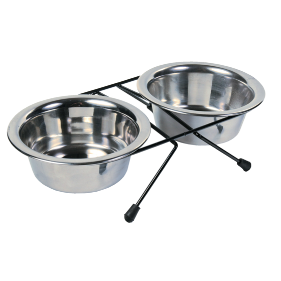Picture of Eat on Feet bowl set 2 x 0.45L/O 12cm