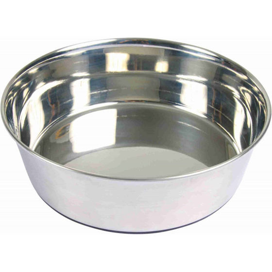 Picture of Stainless steel bowl rubber base 0,5 L