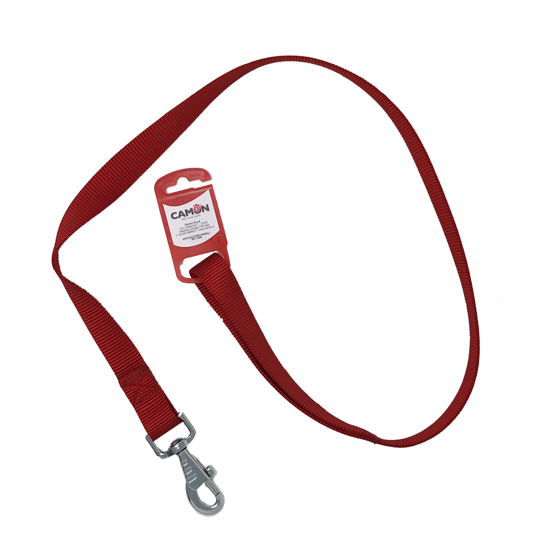Picture of Nylon leash Red