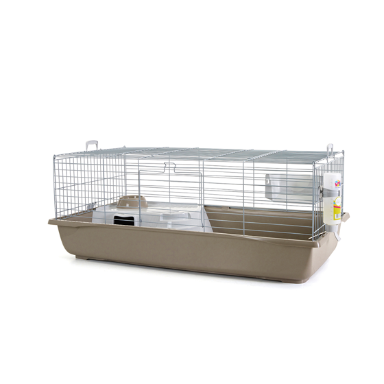 Picture of Nero 4 De Luxe dwarf rabbit/guinea pig cage