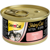 Picture of ShinyCat Kitten in Jelly chicken 70 g