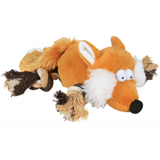 Picture of Fox with rope plush 34 cm