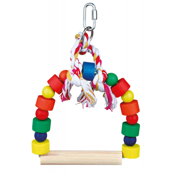 Picture of Colorfull arch swing 13cm x 19cm