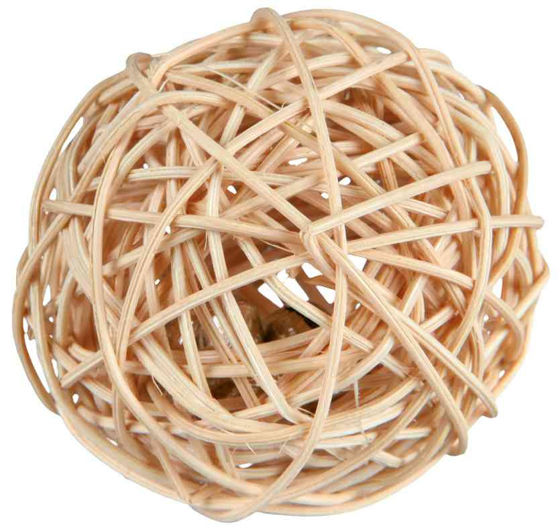 Picture of Wicker ball 4 cm