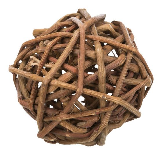 Picture of Wicker ball 6cm