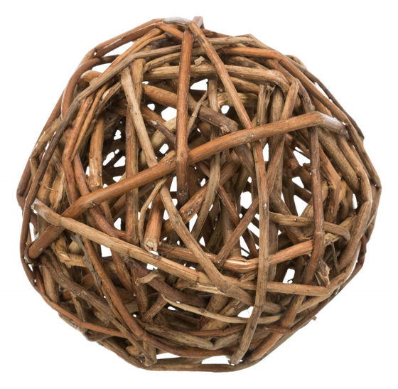 Picture of Wicker ball 13cm