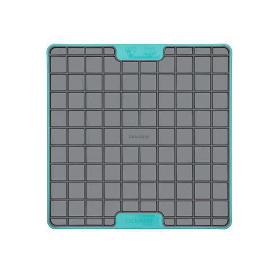 Picture of Dog LickiMat Playdate TUFF Turquoise