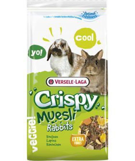 Picture of Crispy Muesli Rabbits 2,75kg