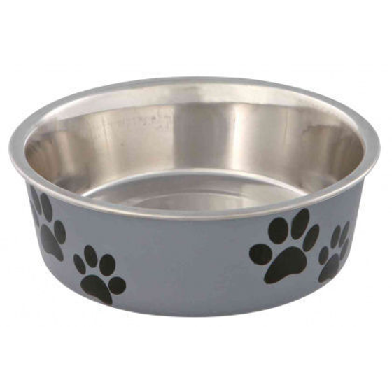 Picture of Bowl stainless steel/plastic coat 0.8 l/17cm