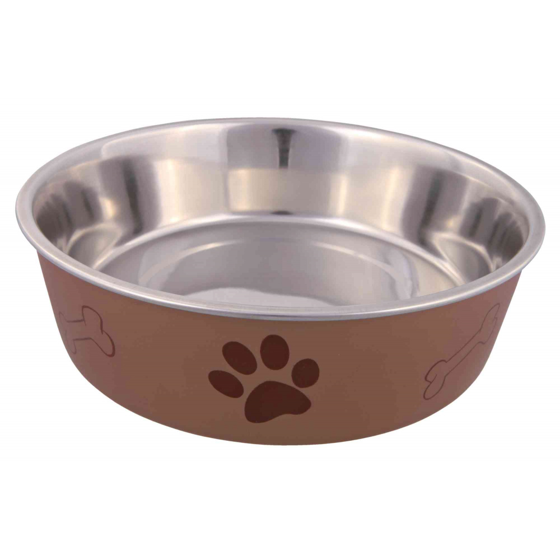 Picture of Bowl stainless steel/plastic coat.1.5 l/