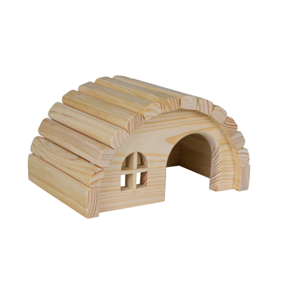 Picture of House nail-free hamsters wood 19x11x13cm