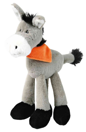 Picture of Donkey plush 24 cm