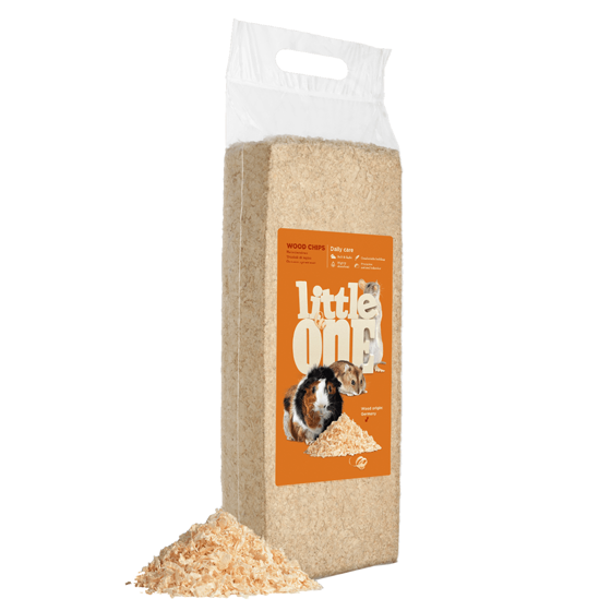 Picture of Little One Wood chips, 800 g