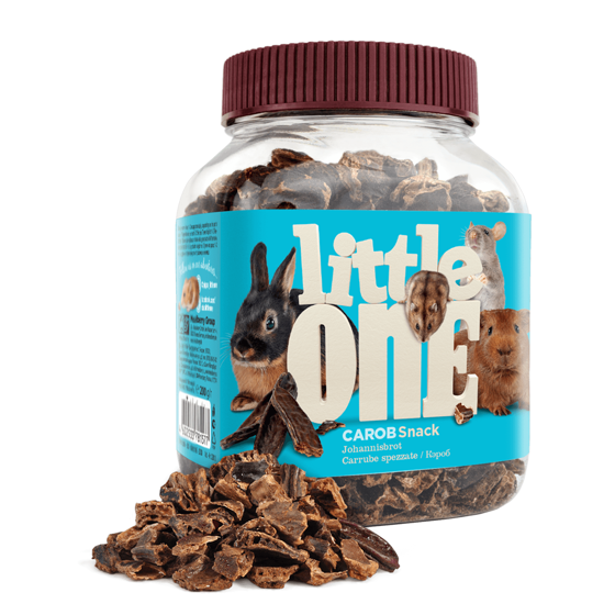 Picture of Little One Carob. Snack 200g