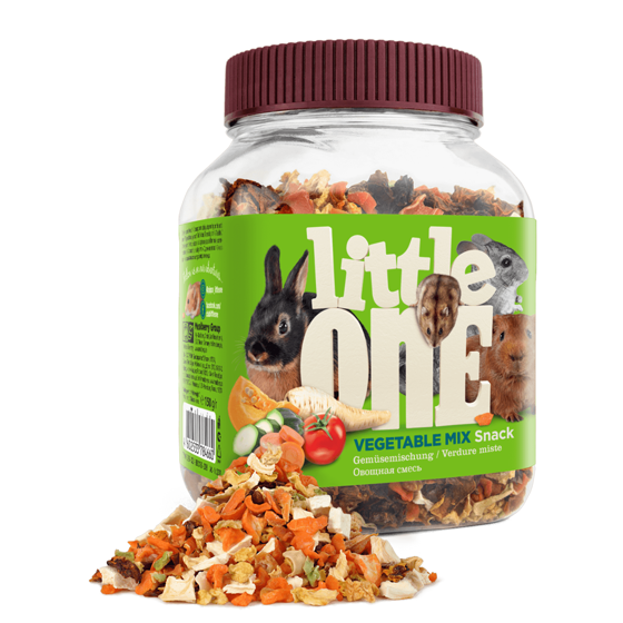 Picture of Little One Vegetable mix. 150g