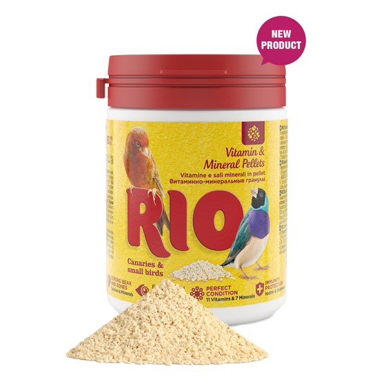 Picture of RIO Vitamin and mineral pellets 120g