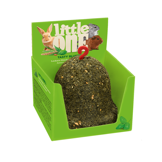Picture of Little One Tasty bluebell for small mammals, 150 g