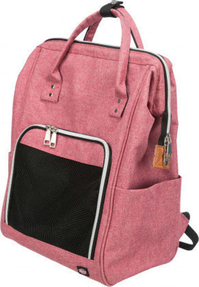 Picture of Ava backpack 32x42x22cm red