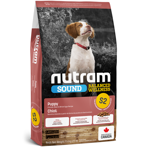Picture of S2 Nutram Puppy 2 kg