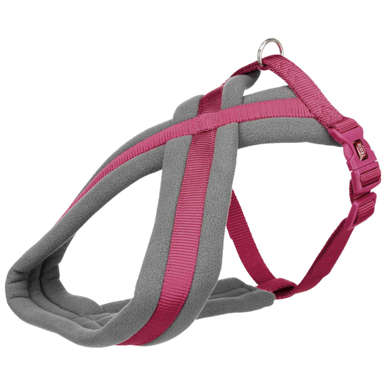 Picture of Premium touring harness S 35-65cm/20mm orchid