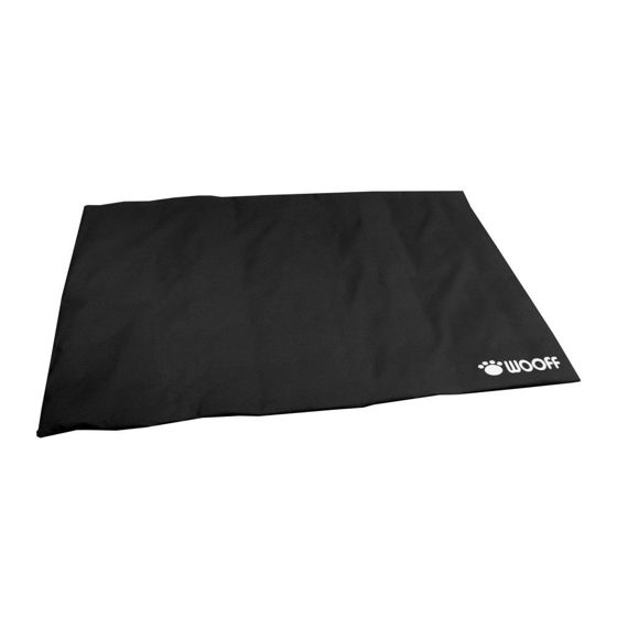 Picture of Wooff Benchseat 55 x 75 cm black
