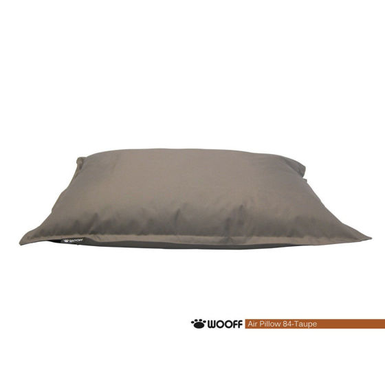 Picture of Wooff Pillow Air 100 cm taupe