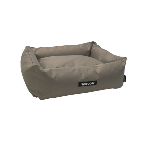 Picture of Wooff Cocoon 60 x 40 x 18 cm taupe