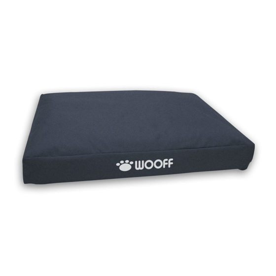 Picture of Wooff Box Uni 55 x 75 x 15 cm anthracite