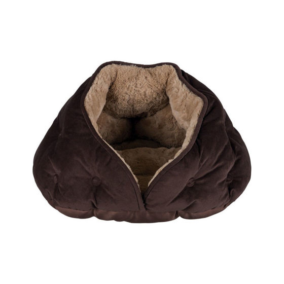 Picture of Malu cuddly cave 47 × 27 × 41cm brown