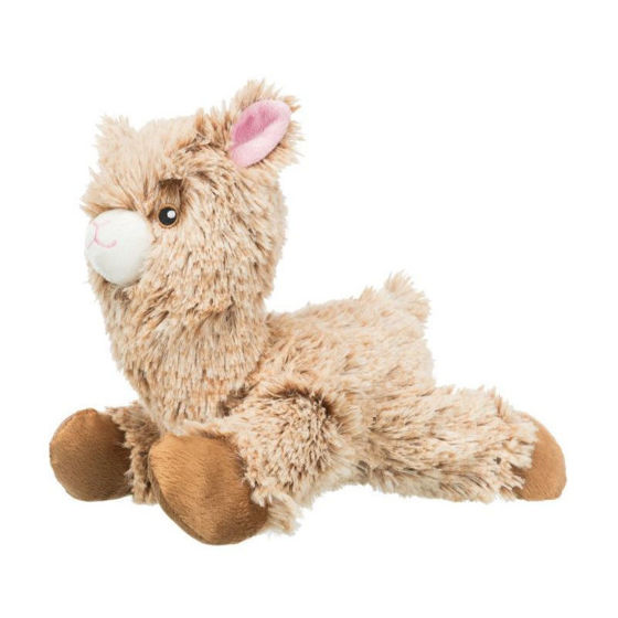 Picture of Alpaca soundless toy