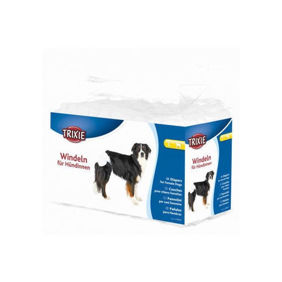 Picture of Diapers female dogs L 38-56 cm 12 pcs