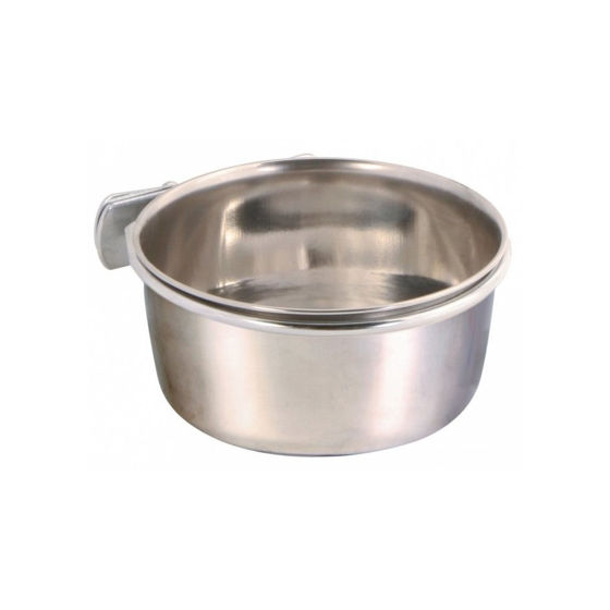 Picture of Stainless steel bowl with screw 600 ml