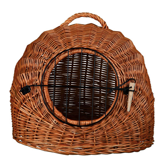 Picture of Wicker cave with bars 50 cm