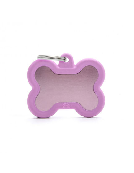 Picture of PINK BONE ALU PINK RUBBER