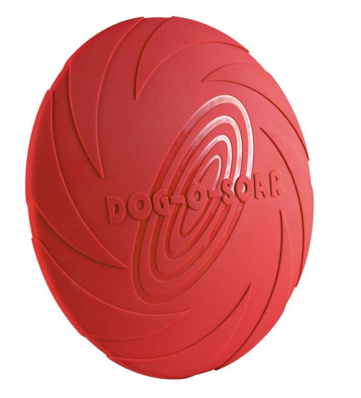 Picture of Dog Disc natural rubber 24 cm