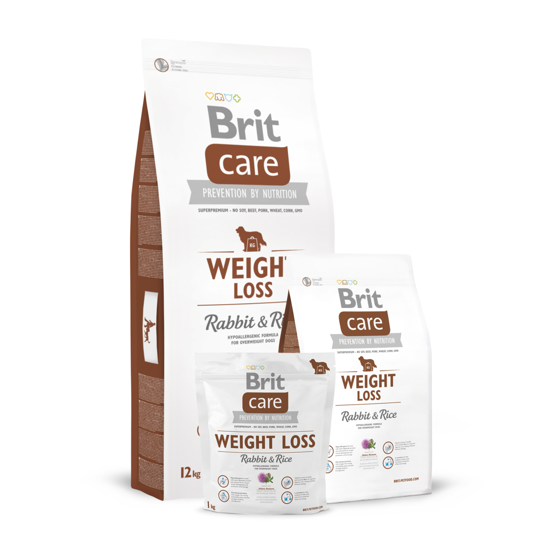 Picture of Brit Care Weight Loss Rabbit & Rice 12kg