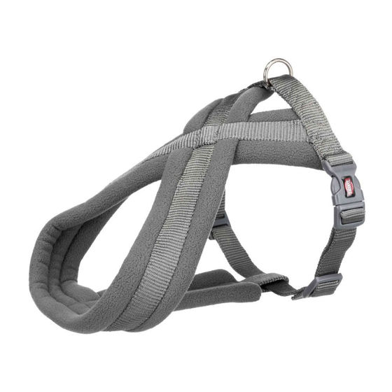 Picture of Premium touring harness M 45-80cm/25mm gray