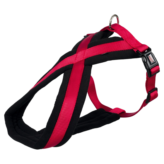 Picture of Premium touring harness S 35-50cm/20mm red