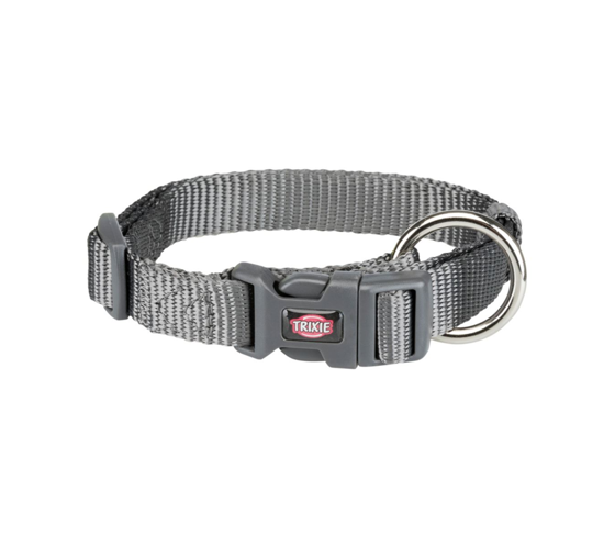 Picture of Premium collar XS 22-35cm/10mm graphite