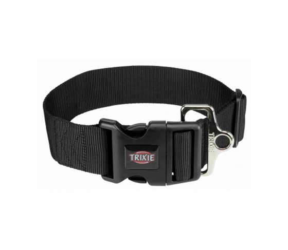 Picture of Premium collar M-L 35-55cm/20mm black