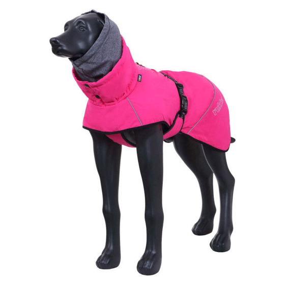 Picture of Warmup Coat Hot Pink S: 60