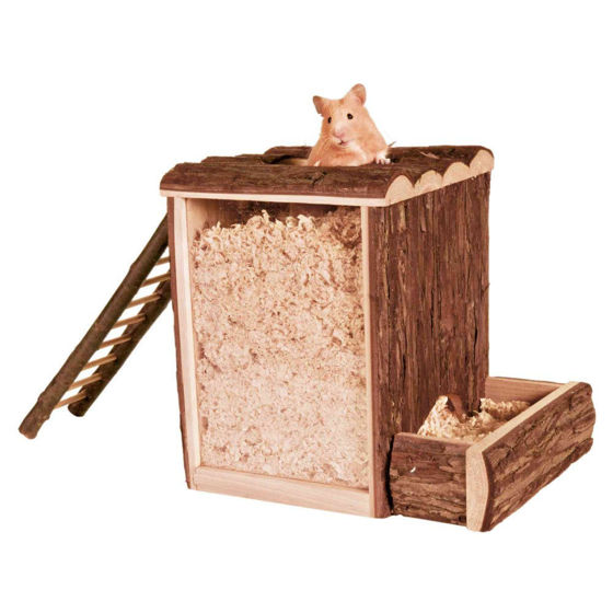 Picture of  Natural Living burrow tower 25x24x20cm