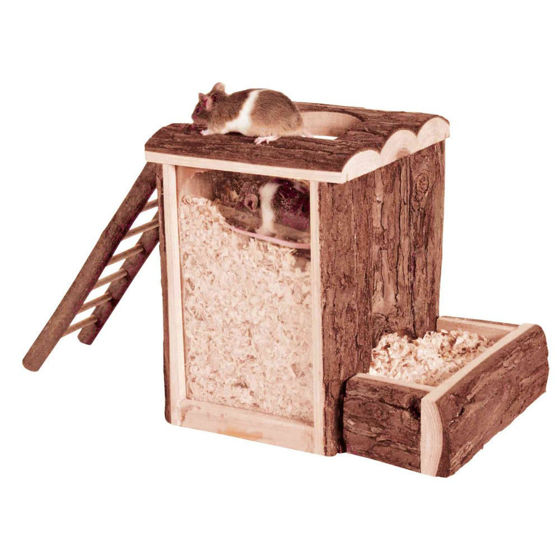 Picture of Natural Living burrow tower 20x20x16cm