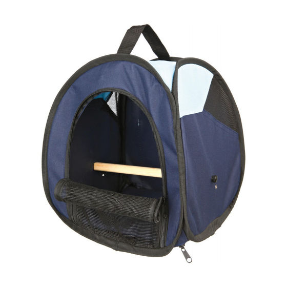 Picture of Transport bag 27x32x27cm blue