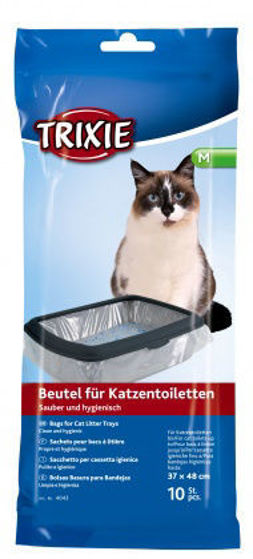 Picture of Bags for litter trays M 37 x 48 cm 10 pc