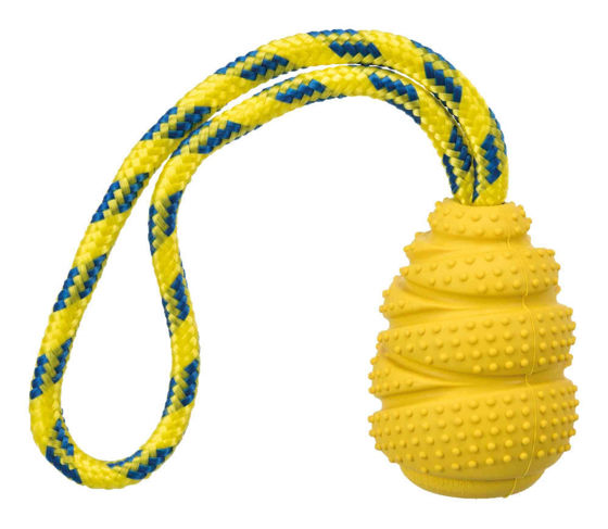 Picture of Jumper on a rope natural rubber 9cm/30cm